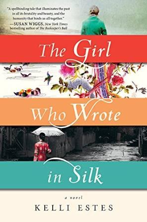 The Girl Who Wrote in Silk Kelli Estes