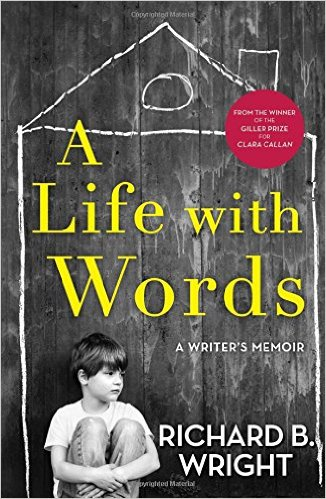 A life with words Richard B. Wright