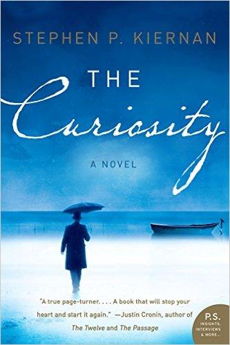 The Curiosity Stephen P. Kiernan